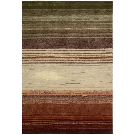 tequila rug nourison tequila forest 5 ft x 7 ft 6 in area rug 076847 the home depot