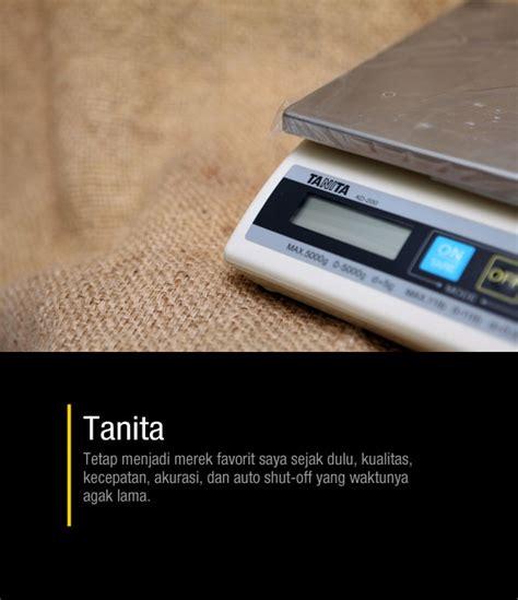 Tiamo Digital Scale With Timer Timbangan Kopi Digital Max 2kg tanita cikopi