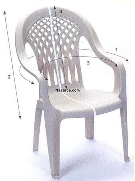 Plastik Rel sandalyelere kumaş nasil kilif dikilir nazarca