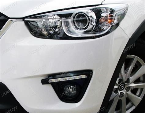 cx 5 daytime running lights direct fit mazda cx 5 6 led high power led daytime running