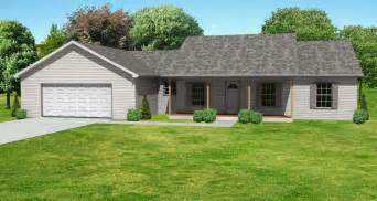 Small Ranch Homes Floor Plans by Small Ranch House Plan Small Ranch House Floorplan Small