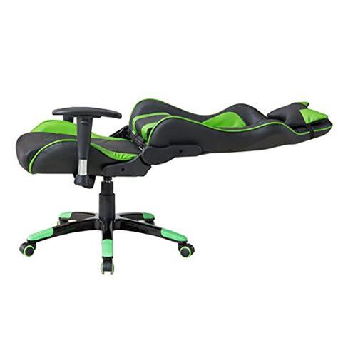 gaming stuhl designen delman gaming stuhl ergonomische design schwarz gr 252 n