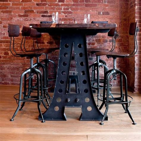 Vintage Industrial Dining Room Table A Frame Dining Table Vintage Industrial Furniture