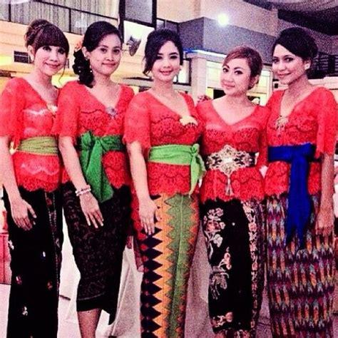 Dress Ak Pakaian Wnaita Dress Warna Merah Belt 1 kebaya bali kebaya kebaya photos and