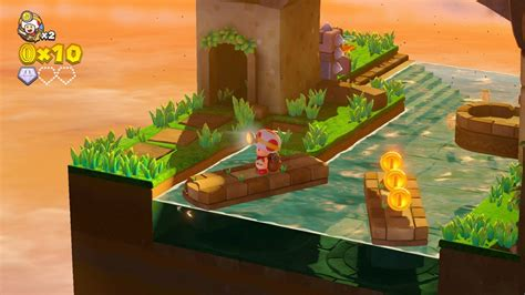 Treasures Switched captain toad treasure tracker everything you need to