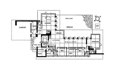 usonian floor plans 1000 images about usonian on houses museums and one home