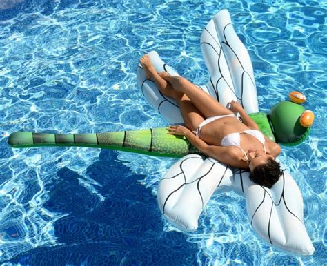Light Up Dragonfly Pool Float