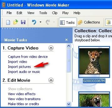 tutorial windows movie maker xp español cara membuat video dari foto membuat foto menjadi video