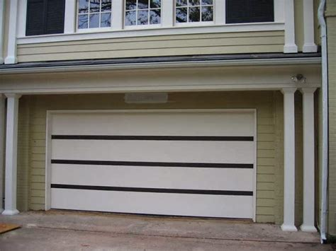 how to paint wood garage door ayanahouse