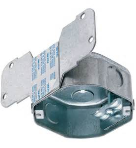 electrical box for light fixture switch box ok for ceiling light fixture not fan use
