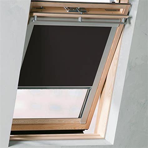 Verdunkelungsrollo Velux Dachfenster 60 by Verdunkelungsrollo Rollo F 252 R Velux Dachfenster Schwarz