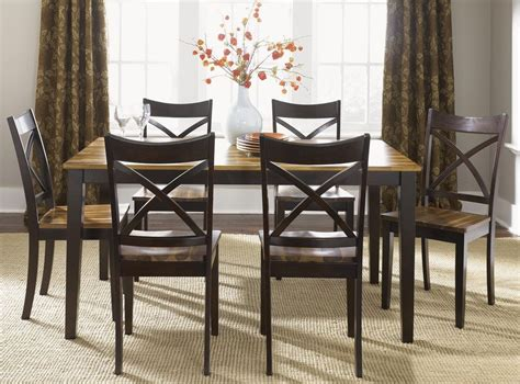 Dark Wood Dining Room Set Marceladick Com Black Wood Dining Room Set