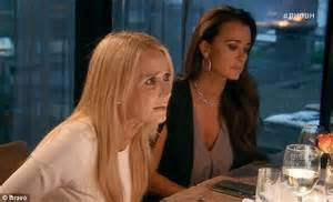 what is the secret kim knows about lisas husband harry from rhobh what secret does kim richards know about harry hamlin