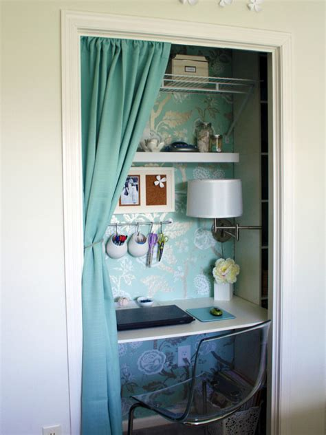 Office Closet Design by Closet Office Home Design Ideas Pictures Remodel And Decor