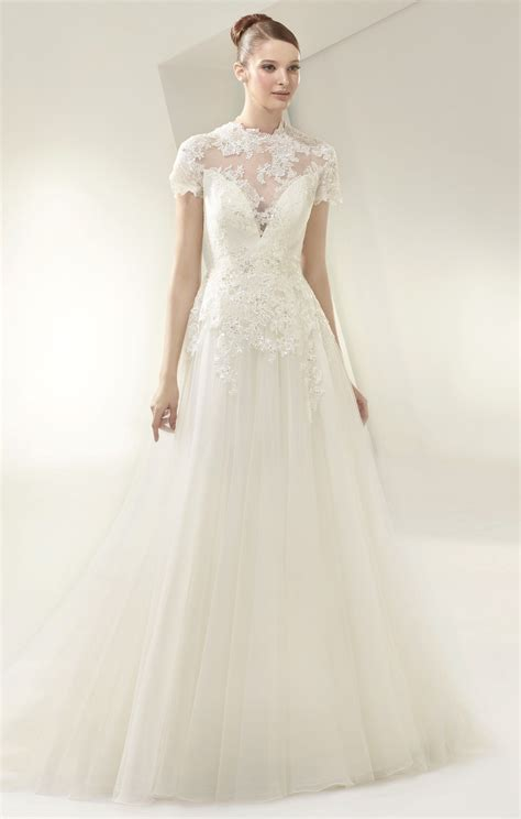 Brautkleid Verleih by Brautkleid Enzoani Bt 14 1 Marry4love Verleih Und