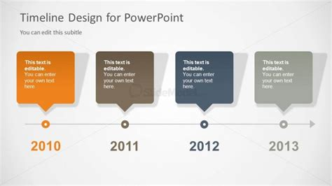 Powerpoint 2010 Timeline Template best photos of powerpoint milestone template chart gantt powerpoint template road map