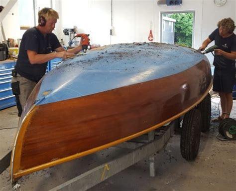 loosdrecht zeilboot boot reparatie onderhoud bij van dusseldorp jachtwerf