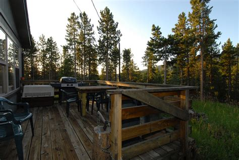 Cabins In Evergreen Co by Evergreen Colorado Vacation Cabins House