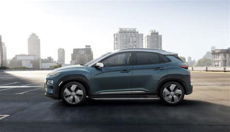 Hyundai Kona Ev 2020 by 2020 Hyundai Kona Ev Colors Release Date Redesign Price