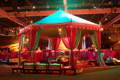indian themed events grammy awards bollywood themed after party tents