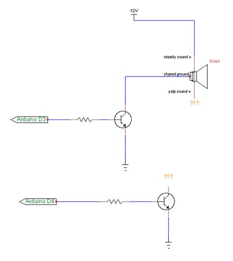 npn transistor ground switch npn transistor switching two loads with common ground electrical engineering stack exchange