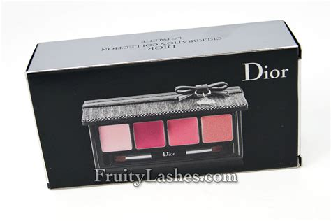 2011 celebration collection makeup palette for the swatch and review fruity