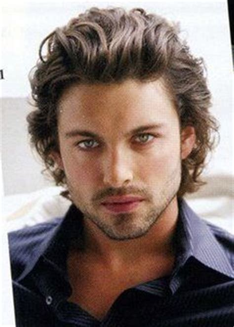 mens hairstyles for wirey hair style file men s long haircuts on pinterest long