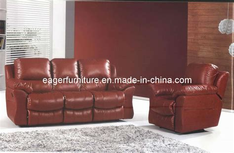 wine colored couch china wine color recliner leather sofa es2018 china