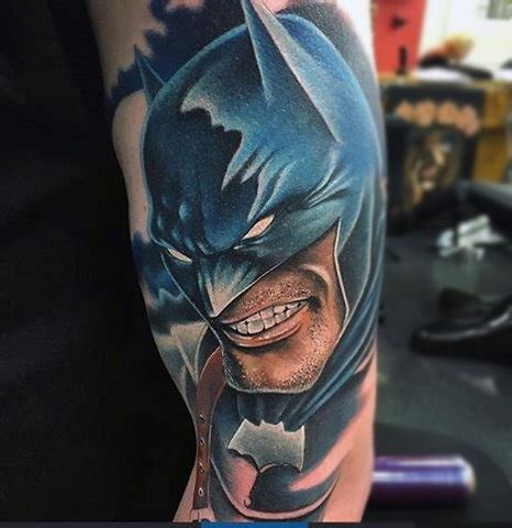 batman tattoo realistic 111 amazing batman tattoos ideas and designs gallery