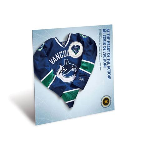 Home Design Unlimited Coins 2009 Canada Nhl 174 Vancouver Canucks Coin Gift Set