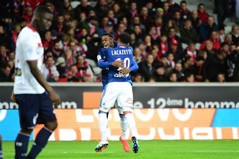 Calendrier Ligue 1 Lille Lyon Lyon Enfonce Lille Football Sports Fr