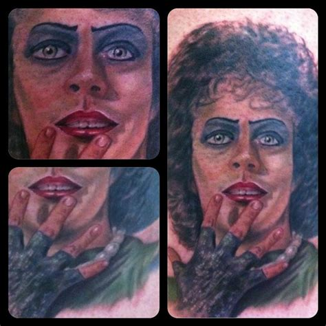 frank n furter tattoo frank n furter by chad miskimon tattoos