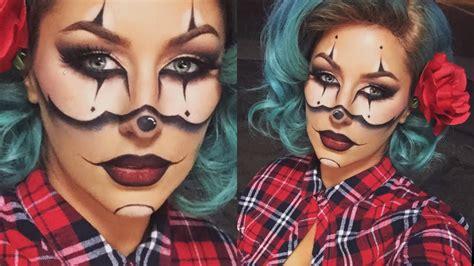 gangster clown halloween tutorial chrisspy youtube