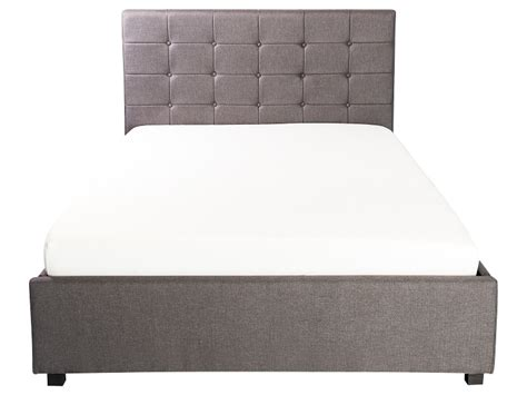 Grey Fabric Ottoman Bed Gfw Regal Grey Fabric Ottoman Bed Frame 163 219 Beds Direct Warehouse Gainsborough Lincolnshire