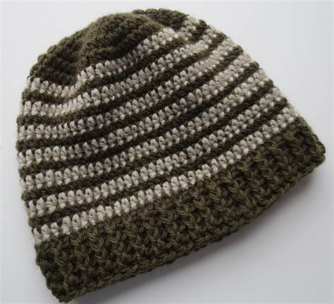 hats free patterns crocheted ribbed hat pattern my recycled bags