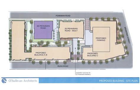 seven story condominium building wins boa approval o