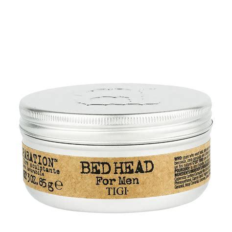 bed head matte separation wax tigi bed head for men matte separation workable wax 85g the modern man