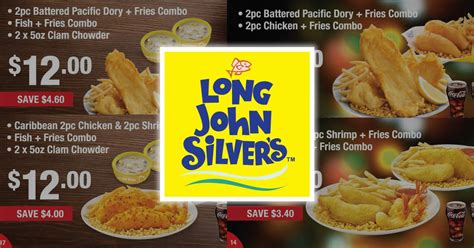 Long John Silvers Gift Card - long john silver s releases 17 new discount coupon deals valid from 1 dec 2016