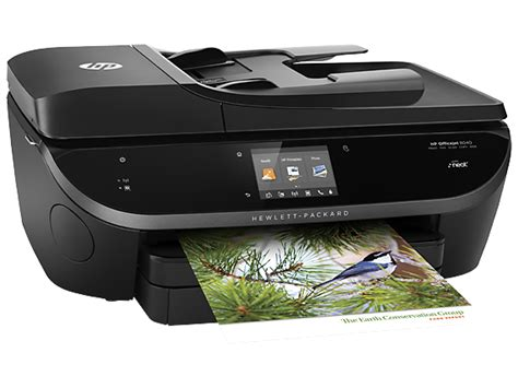Printer Hp Officejet All In One hp officejet 8040 with neat e all in one printer hp