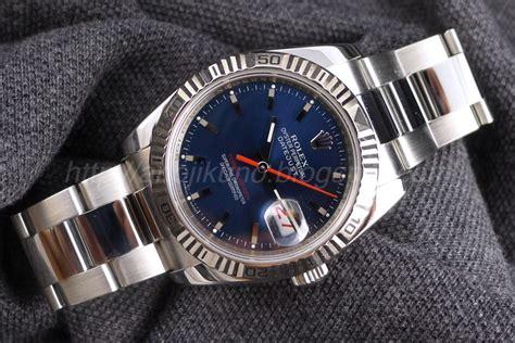 Jam Tangan Rolex Oyster Perpetual Datejust Blue jual beli jam tangan mewah original baru dan bekas