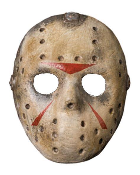 How To Make A Jason Mask Out Of Paper - jason hockey mask soft vinyl jason mask as merchandise