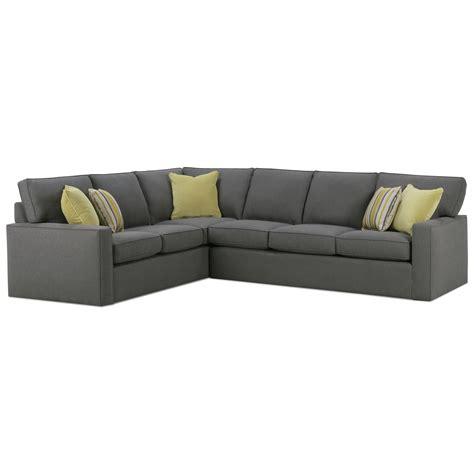 belfort furniture sectional sofas rowe monaco corner sectional sofa belfort furniture
