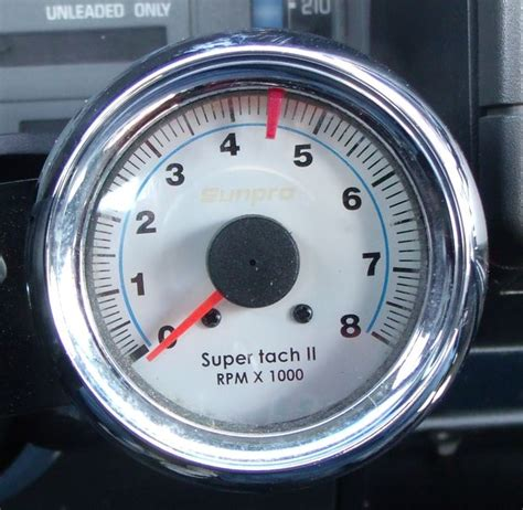all boat gauges not working how to install a tachometer