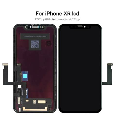 replacement iphone xr  lcd screen display