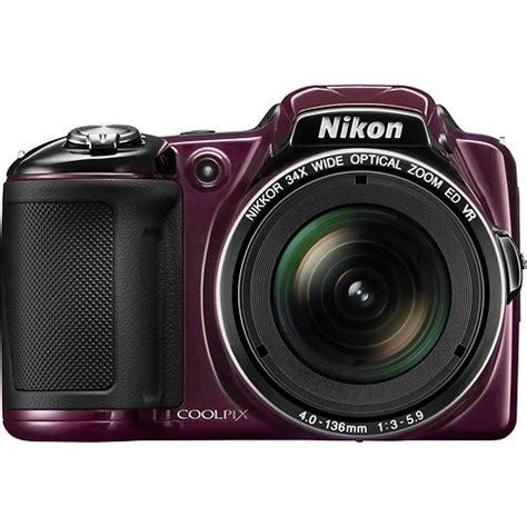 Kamera Nikon Coolpix L830 nikon coolpix l830 16 0megapixel digital purple