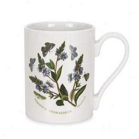 Portmeirion Botanic Garden Coffee Mug Dansk Kalahari Indigo Salad Dinnerware Tableware Store