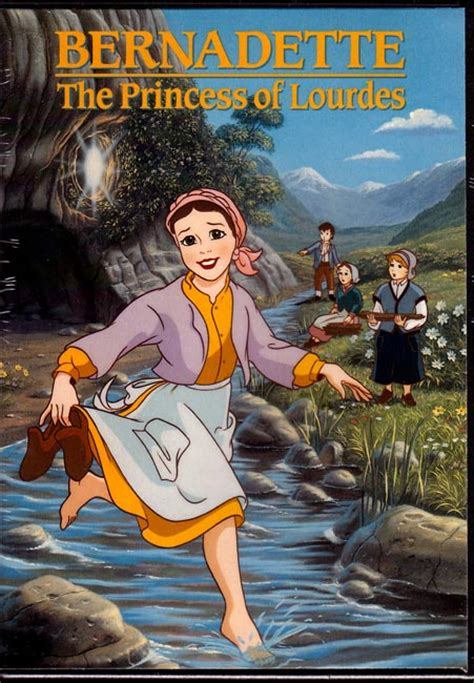 bernadette princes  lourdes dvd seton educational media