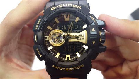 Casio G Shock Original Ga 400gb 1a casio g shock ga 400gb 1a9 unboxing