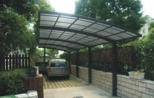 Modern Carport Mini Guide To The Different Types Of Car Port Structures