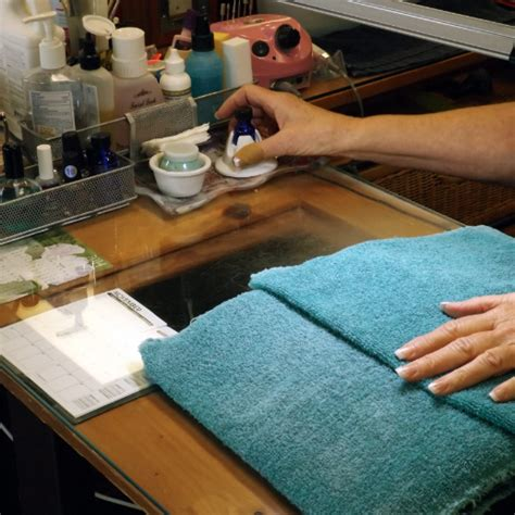 Nail Salon Services by Just For You Hair And Nail Hair Nails Manicure Spa